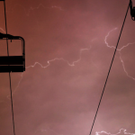 Helplessness: Watching My Girls Caught in Storm on Chair Lift