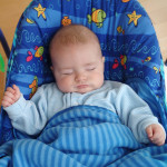 Ask the Angry Baby: Should I Let My Baby Sleep in Swing?