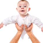 Ask the Angry Baby: Is It Okay to Toss Baby up in the Air?