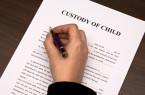 Custody of child document
