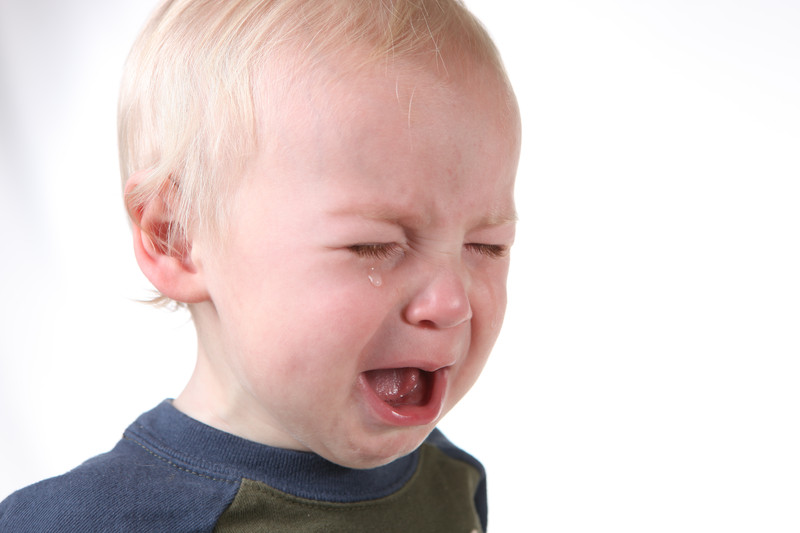 Ask the Angry Baby: How to Handle Toddler Tantrum in Store