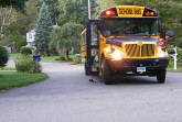 I love the school bus so much! It symbolizes freedom to me. I bow to thee.