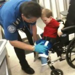 Father claims toddler was 'trembling with fear' as TSA shook him down