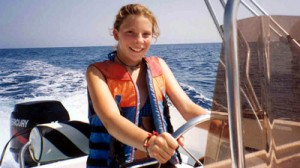 Milly Dowler before she went missing 9 years ago.