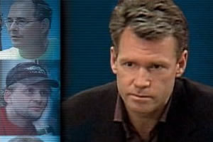 'To Catch a Predator' Chris Hansen caught on video ...