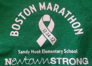 Newtown, Conn. residents who ran Boston Marathon accounted for. Photo via Facebook.