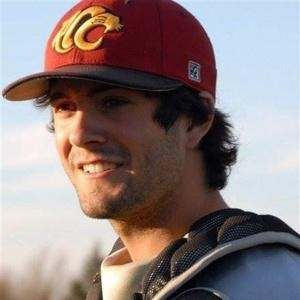 Christopher Lane, 22, shot and killed by 'bored' teenager in Oklahoma while visiting on a baseball scholarship. Photo via Essendon Baseball Club.